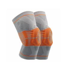 Rodillera de nailon y spandex de alta calidad para voleibol