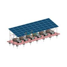 Solar Montagesystem - Parkplatz