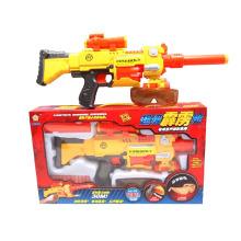 Эксплуатируемый Батареей Пластичный Мягкий Пуля Пистолет (10217042)