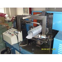 Máquina de fabricación de núcleo de filtro espiral