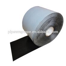 Borracha de betume com base fita adesiva envoltório de polietileno para tubo subterrâneo