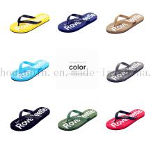 Custom High Quality Soft EVA Man Slippers Flip Flop