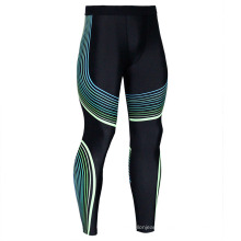 Men Compression Fitness Wear Dry Fit Pant Leggings Sports Tights
