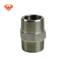 Enchufe de 3000LB soldado / roscado forjado accesorios de tubería de alta presión