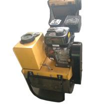 Diesel road roller production of various types of rollers
