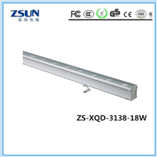 IP65 imperméabilisent 18W RGBW 4in1 LED Wall Washer
