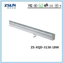 Arruela linear exterior da parede do diodo emissor de luz da barra de DMX512 IP65 36W RGB