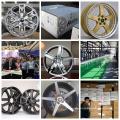 Горячие продажи различных стилей автомобильных колес алюминиевых колесных дисков