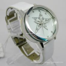 Bracelet en cuir de montre en alliage (HAL-1231)