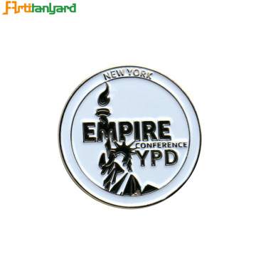 Anpassade Fashion Emalj Lapel Pins