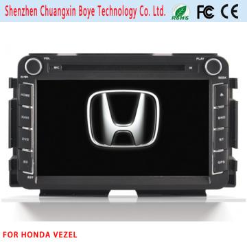 Multimédia de navigation voiture DVD GPS pour Honda Vezel