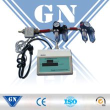 Gas Flow Sensor with Digital Display
