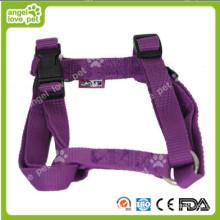 Модный фиолетовый нагрудный ремень для домашних животных