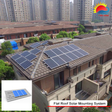 2016 Best Feedback PV Adjustable Ground Solar Racking Mounting Brackets for Panels (SY0020)