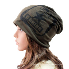 Мода хлопок трикотажные зима теплая Лыжная Спортивная шапка (YKY3133)