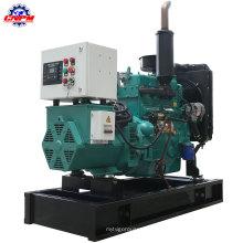 China Lieferant Gasgenerator Biogas Motoreinheit