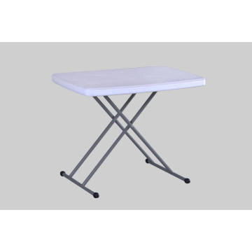 Table rectangulaire ajustable en hauteur de 2,5 pi