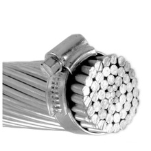 266.8mcm Partridge Acsr Aluminum Conductor Steel Reinforced Bare Conductor Electrical Calbe Price