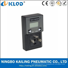 Minuterie numérique de marque KLQH pour vanne