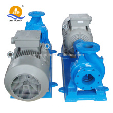 Aquaculture pump for seawater and clean water