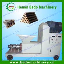 Energy Saving Coconut Charcoal Briquette Machine Sawdust Extruder