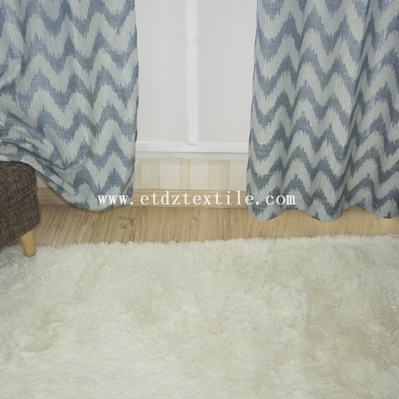 curtain with simple and classy design 6004-2