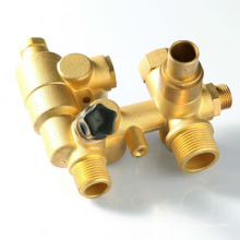 Copper pipe fitting, Coupling - Rolled Stop 1/4, for refrigeration and air conditioning