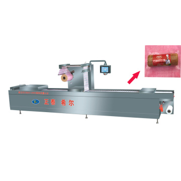Bar Bijirin Plastic Film Vacuum Gabungan Packer