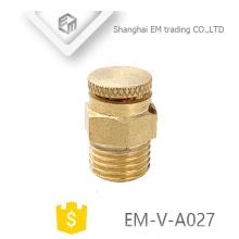 ЭМ-в-A027 латунный Автоматический Клапан сброса воздуха для отопления латунный клапан