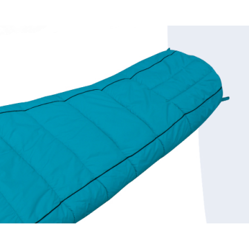 High quality wholesale Mummy Camping organic cotton sleeping bag