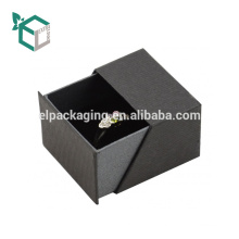 Printed Jewelry Package Finger Gift Engagement Ring Box