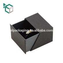 Напечатанный Пакет Ювелирные Изделия Подарок Палец Обручальное Кольцо Коробка