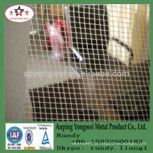 YW - alta qualidade 14x16 Fiberglass Window Screen / rede de malha de fibra de vidro