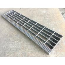 Serrated I Bar Type Steel Grating Step Treads