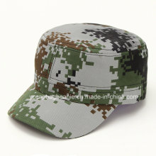 Camo Camuflagem Exército Militar Plain Caça Boné de beisebol