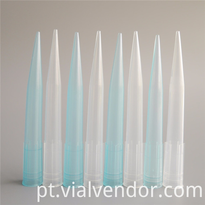 Plastic Micro Pipette Tips