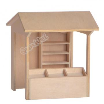 Dollhouse room box small shop 1/12 scale