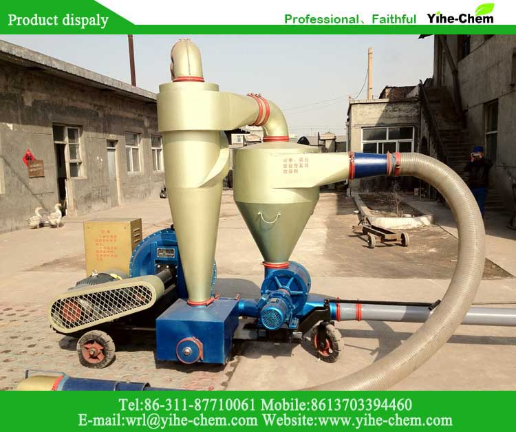 Grain Pneumatic Vacuum Conveyors