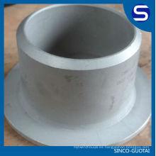 extremo de la junta de laboratorio / extremo de la tina de acero inoxidable / extremo de la tubería