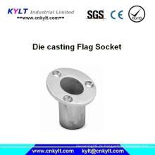 Aluminium-Spritzguss-Heavy Duty Flag Halter / Halterung