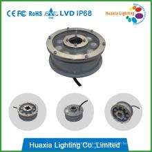 9W 160mm Diameter LED Underwater Light, LED Fountain Light
