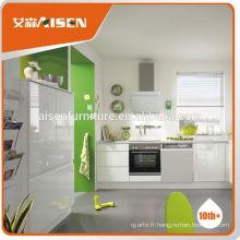 L'armoire de cuisine moderne de luxe