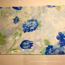 Bedrucktes Beschichtungs-Baumwoll-Nylon-Elastan-Gewebe