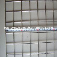 Fabricación de paneles de malla soldada galvanizada en caliente (CN-AP)
