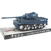Militar 1: 32 Tanques de brinquedo do tigre de simulação