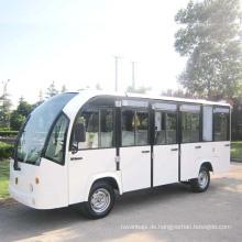 Electric Shuttle Bus Sightseeing-Bus mit langem Dach (DN-14F)