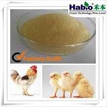 alimento enzimático complejo para animales