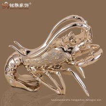 the latest design wholesale lobster shape single bottle wine holder