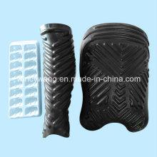 Bandeja de bolha de plástico preto (hl033)