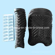 Bac en plastique noir en plastique (HL033)